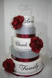 wedding anniversary cakes with names in nigeria naij com