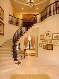 Interior Of Luxury Homes Round Stair Case Zamp Co
