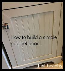 build your own shaker cabinet doors how to make a shaker cabinet door remodelaholic check shaker