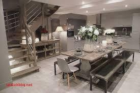 cuisine ouverte sur salle à manger photos de cuisine ouverte pour idees de deco de cuisine luxe deco