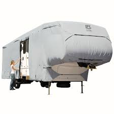 Heavy Duty Patio Furniture Covers - classic accessories overdrive permapro heavy duty rv cover for 37