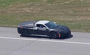 corvette c8 concept mid engine 2019 corvette c8 spied gets three engine options