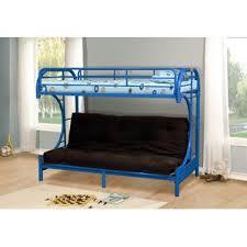 blue bunk u0026 loft beds you u0027ll love wayfair
