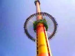 drop zone kings dominion youtube