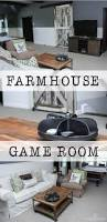 farm to game room farmhouse game room makeover farmhouse games
