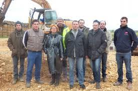 chambre agriculture nievre top départ du chantier du futur bâtiment photovoltaïque billy