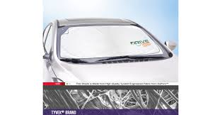 car windshield shade by drive and win drive and win