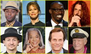 tragic celebrity deaths in remembrance celebrity deaths in 2017 2017 year end recap rip