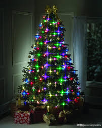 cheap christmas trees with lights wholesale 48 led bulbs tree dazzler lights christmas tree light with