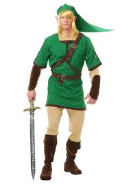 elf warrior costume