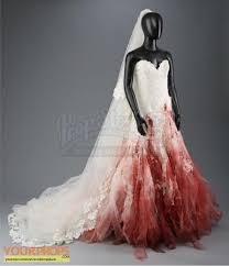 twilight wedding dress twilight saga breaking s bloodstained nightmare