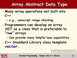 classes a deeper look systems programming ppt video online