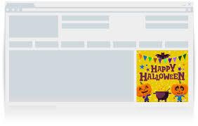 halloween party online halloween party background u2014 buy vector stocker top u2014 stock