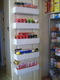Cabinet Door Organizer by Pleasing Pantry Closet Organizers Roselawnlutheran