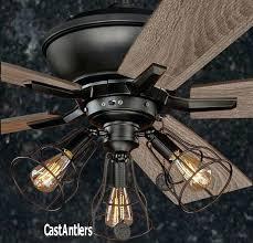 wagon wheel ceiling fan light rustic ceiling fan light shades muabandiaoc info