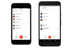 facebook messenger launches group calling become your phone