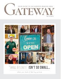 greater reading chamber of commerce u0026 industry gateway 2014 15