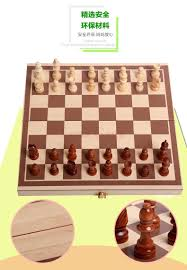 international standard chess board game wood chess set dice memory