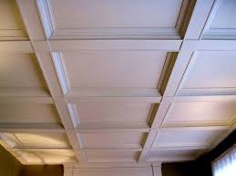 furniturelicious images about faux coffered ceiling ideas shallow