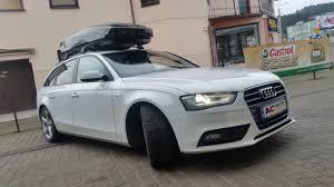 Audi Q5 Thule Motion 900 - nowy box thule motion xt xl 800 czarny metalik box thule pewag