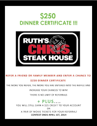 ruth chris gift cards who here has been to ruth s chris steakhouse delicious right now