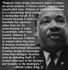 Mlk Memes - mlk s nonviolence meme updated x 2 cryptic philosopher