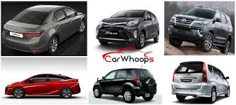toyota upcoming cars in india upcoming cars in india 2016 expected car launches carwhoops