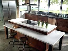 Modern Kitchen Island With Seating Modern Kitchen Island With Seating Image For Modern Kitchen