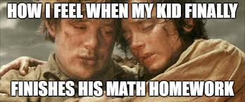 Homework Meme - 32 memes for parents who hate helping their kids with homework