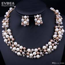 freshwater pearl necklace set images Best pearl jewelry set for wedding freshwater pearl necklace set jpg