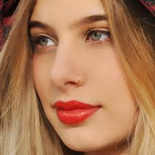 nose rings images Nose ring nose hoop 24 22 20 gauge 14k nose ring dainty jpg