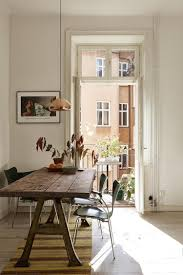 swedish home interiors my scandinavian home a charming swedish home with pops of golden