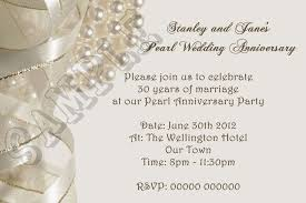 30th wedding anniversary party ideas 30 year anniversary 360 30 year anniversary invitations 30 year