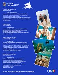 learn scuba diving get certified jump into the adventure