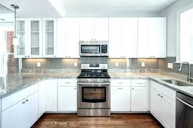 kitchens ideas with white cabinets white and grey kitchen ideas pentaxitalia com