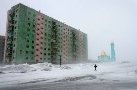 Alaska Fires Permafrost by Arctic Cities Crumble As Climate Change Thaws Permafrost Wired