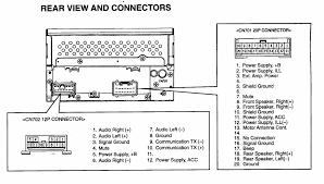 nissan sentra alternator wiring diagram nissan sentra radio wiring diagram with simple pictures 5977