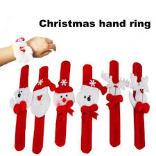 New Year Decorations Sale by Xmas Hand Watch Automatic Design Kids Gift New Year Decor Children