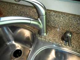 Loose Kitchen Faucet Loose Faucet 2 Avi Youtube
