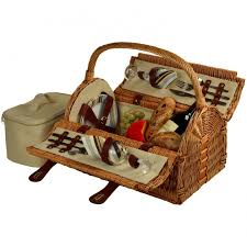 best picnic basket best at ascot sussex picnic basket for 2 wickersanta stripe