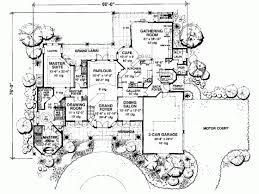 plantation home floor plans level 1 19th century plantation architecture