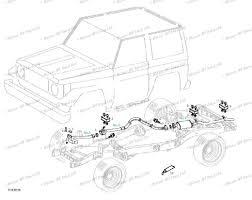 land cruiser pickup 1998 exhaust for toyota uk europe land cruiser hzj79 4 2d pickup 1998 u003e