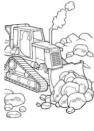 bulldozer coloring pages 28 images free printable bulldozer