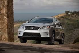 reviews of 2012 lexus rx 350 2013 lexus rx 350 f sport first drive automobile magazine