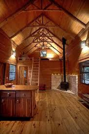 wood home interiors best 25 small cabin interiors ideas on small cabin