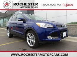 Ford Escape Titanium - used ford escape rochester mn