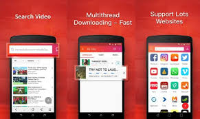 instube is a free video downloader and mp3 converter for android