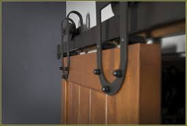Hanging Sliding Barn Doors by Closet Door Track System Roselawnlutheran