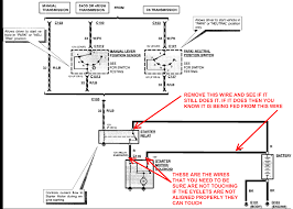 1964 ford starter relay wiring diagram solenoid striking motor