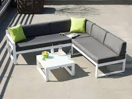 canapé d angle de jardin canape d exterieur pas cher incroyable canape d angle de jardin